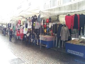mercato Borgomanero
