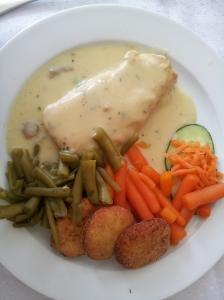 Retro food Plitvice Hotel