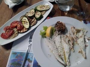 Ribice dinner Zagreb