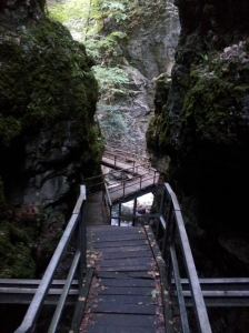 Vrajži prolaz canyon walk