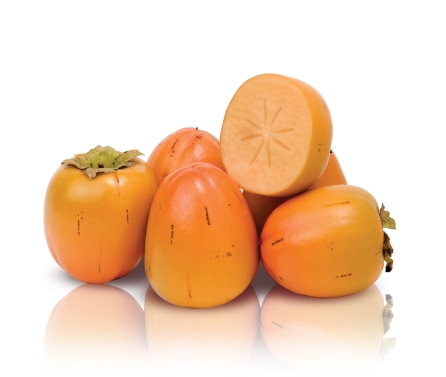 Spain's vanilla persimmon (kaki)