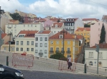 Lisbon streetscape