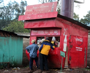 Nairobi outskirts