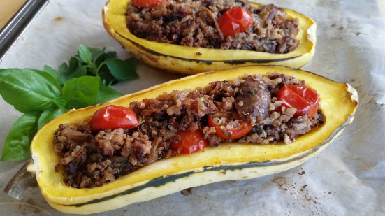 quinoa-and-pork-stuffed-delicata