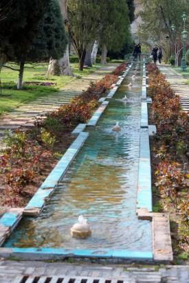 Golestan garden