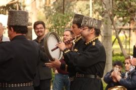 Golestan musicians