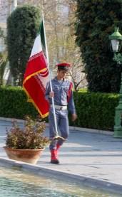 Golestan soldier