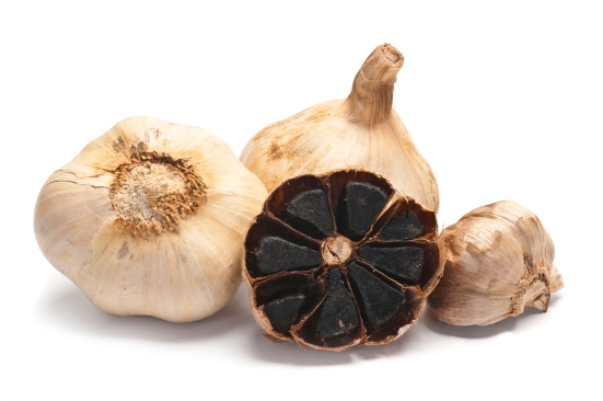 black garlic courtesy Garlic Clubb