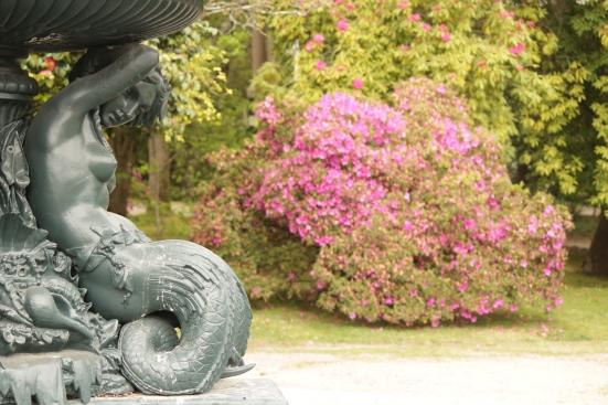 Crystal Palace garden