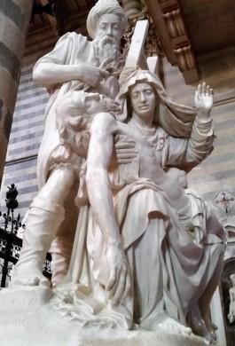 pieta Ovieto cathedral