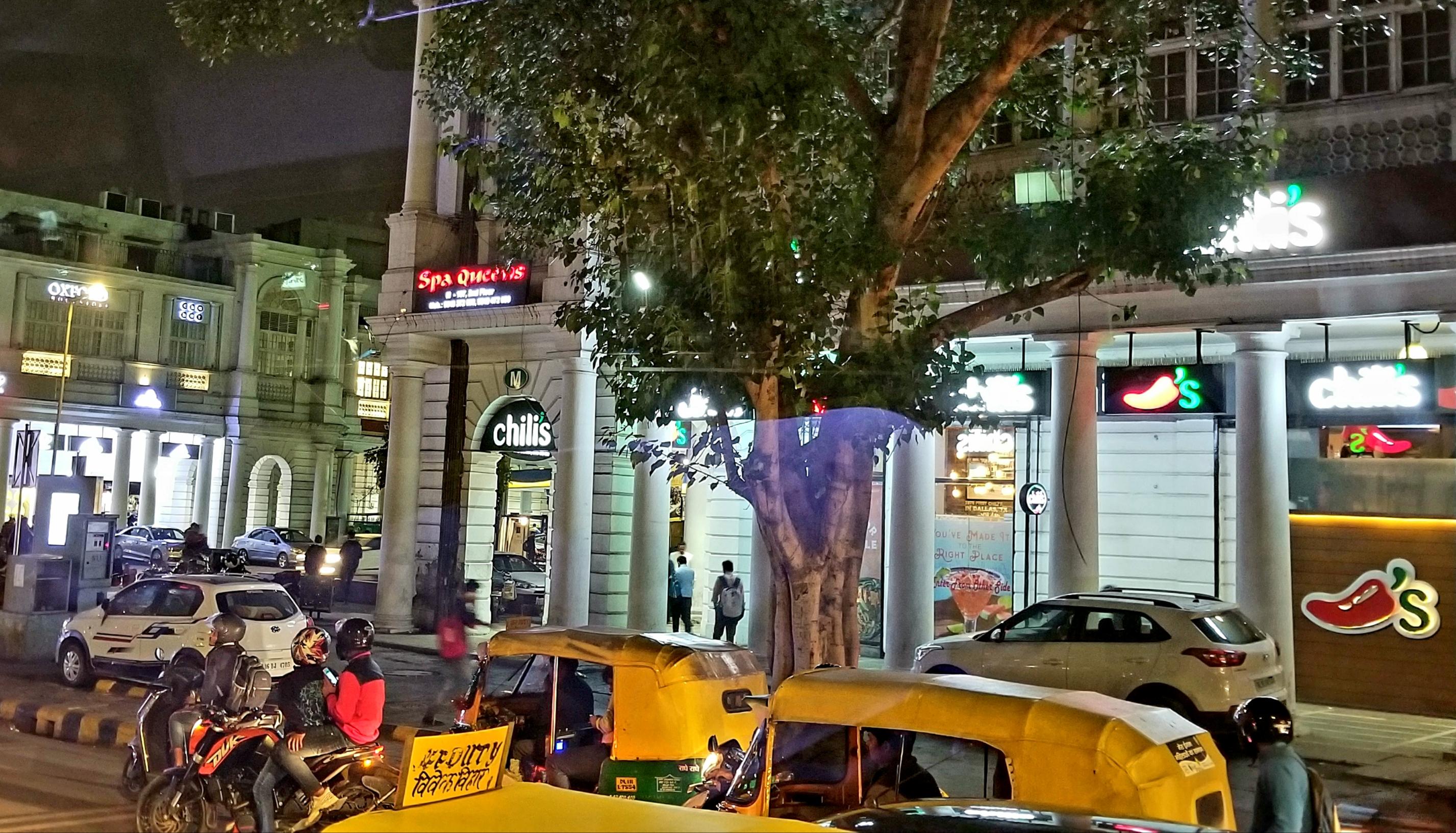 Connaught Square New Delhi
