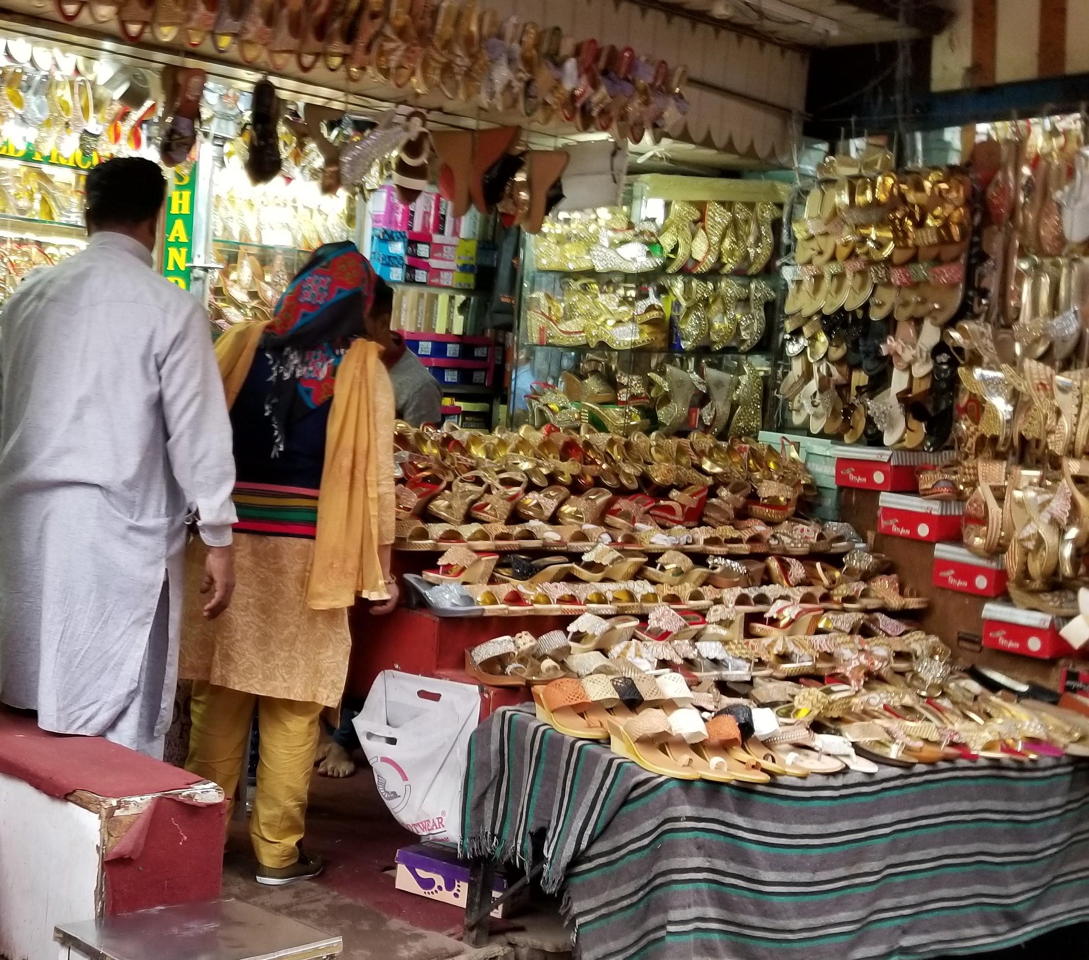 Old Delhi vendor